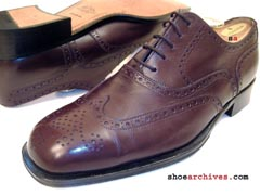 Bally BRANDON Wingtips