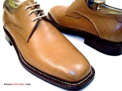 Bruno Magli Platinum CHAS Oxfords Shoes