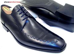 Bruno Magli RISKOR Mens Leather Oxfords