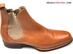 Bruno Magli STRESO Mens Platinum Collection Boots