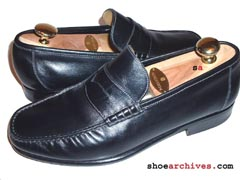 Santoni BURKETT Mens Italian Designer Shoes