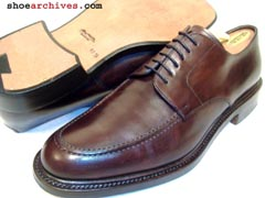 Santoni THORPE Goodyear Welt Construction Mens Shoes