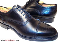 Santoni TOWNSEN Goodyear Welted Shoes