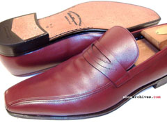 Salvatore Ferragamo ADUA Mens Dress Loafers