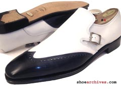 Ferragamo AMOSY Tramezza Wingtips Shoes Loafers
