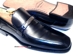 Salvatore Ferragamo BILBO Bycicle Front Loafers