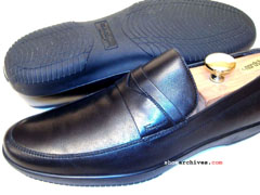 Salvatore Ferragamo BIRD Mens Loafers
