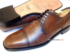 Salvatore Ferragamo BRIAN Dress Oxfords Shoes