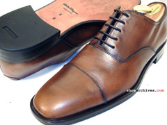 Salvatore Ferragamo BRUCE Studio Oxfords