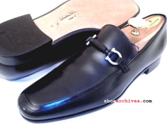 Salvatore Ferragamo CANARY Gancini Bit Loafers Shoes