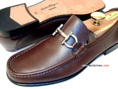Salvatore Ferragamo CANCUN Gancini Bit Loafers Shoes
