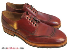 Ferragamo COX Mens Lace Up