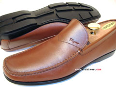 Salvatore Ferragamo CUSCO 2 Driver Driving Dress Shoes