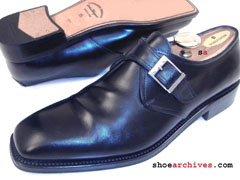 Salvatore Ferragamo DECADE Monk Strap Dress Loafers Shoes