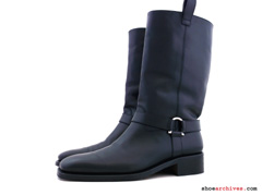 Ferragamo DENVER Riding Boots
