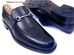Ferragamo DRESS Mens Bit Loafers Shoes