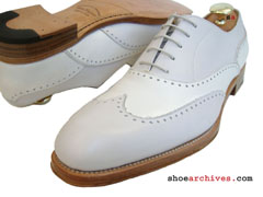 Ferragamo FABLE Lavorazione Originale Wingtip Oxfords
