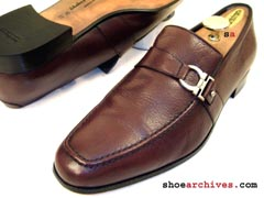 Ferragamo FILIPPO Gancini Bit Loafers Men