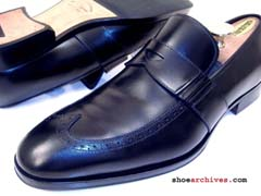 Ferragamo LATIN Wingtip Shoes