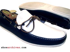 Ferragamo MANGO Boat Shoes