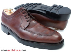 Ferragamo MODEL Lug Sole Mens Shoes