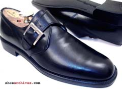 Salvatore Ferragamo MONTREAL Monk Strap Shoes