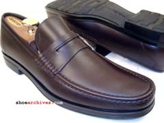 Ferragamo NANDO Mens Loafers