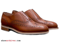 Ferragamo RICHIE Laceless Wingtip