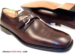 Ferragamo RIGO Men's Italian Leather Gancini Bit Loafers Shoes