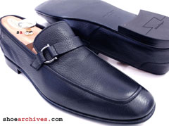 Ferragamo RUSTON Gancio Bit Loafers Mens