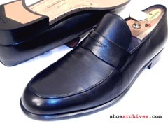 Ferragamo SCALO Penny Loafers