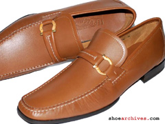 Salvatore Ferragamo SFIDA Gancini Bit Loafers Shoes