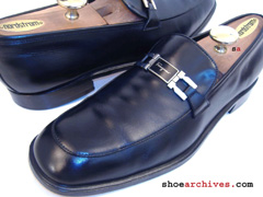 Ferragamo THRILL Gancini Loafers